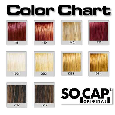 Color chart original socap hair extensions free download color chart pmusecretfo Gallery
