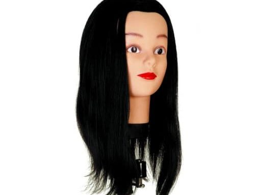 New Product: Human Hair Training Mannequin Head